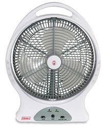 Show details for Rechargeable Fan with LED 12""