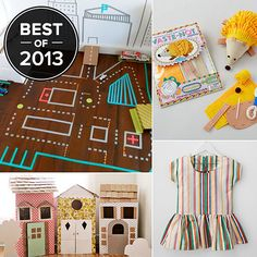 Our Favorite Kid Crafts of 2013