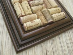 Wine Cork Coaster Craft   DIY LARGE coaster - great for plants, vases, or pitchers - SAVE your corks!