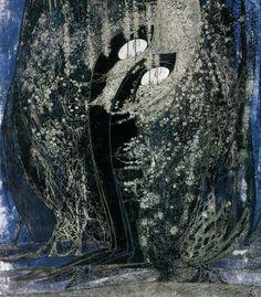 The Blackthorns, 1922 by Margaret Macdonald Mackintosh