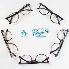 "New Original Penguin eyewear is here! Who's getting ""The Teter""? @Kristin Plucker Eyewear"