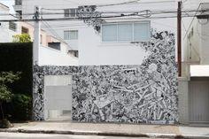 Roulets: ARTE - O CAOS HIPNOTIZANTE DO ARTISTA BRASILEIRO VITOR ROLIM