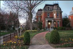 second empire victorian mansions - Google Search