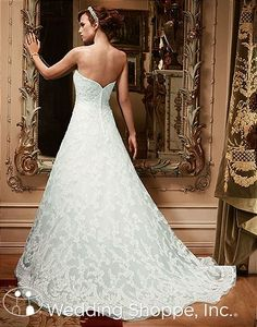 Bridal Gowns Casablanca  2127 Bridal Gown Image 2