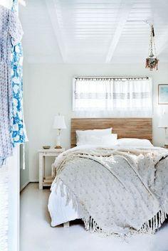 venice beach bedroom via domino