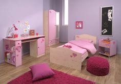 Dormitor copii Zoe   #Mobila Toddler Bed, Furniture, Home Decor, Homemade Home Decor, Home Furnishings, Decoration Home, Arredamento, Interior Decorating