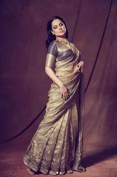 White Saree, Blue Saree, Green Saree, Indian Attire, Indian Ethnic Wear, Organza Saree, Silk Sarees, Saree Look, Queen