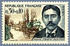 Alfredo Liverani -- Valentin Louis Georges Eugène Marcel Proust was a French novelist, critic, and essayist best known for his monumental novel À la recherche du temps perdu. (In Search of Lost Time).  on flickr.com