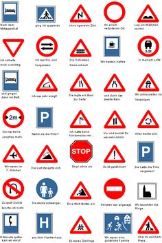 all train sign Traffic Signs And Symbols, Traffic Warning Signs, English Books Pdf, English Words, Learn English, Road Safety Poster, Safety Posters, Driving Signs, Driving Test Tips