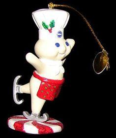Danbury Mint Pillsbury Doughboy Collectibles