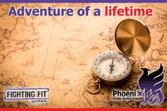 - 2016 ADVENTURES -  Join us for the ultimate adventure of a lifetime.  We will challenge you, keep you accountable & spoil you.  Information evenings held for all. Register your interest today.  http://www.fightingfit.net.au/bootcamps/adventure-packages/