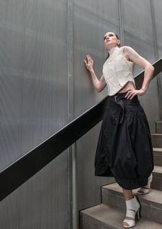 3d printed fashion by XYZWORKSHOP.COM
