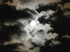 Noche de luna llena. Gandia