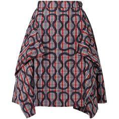 Heathcote Skirt (€365) ❤ liked on Polyvore