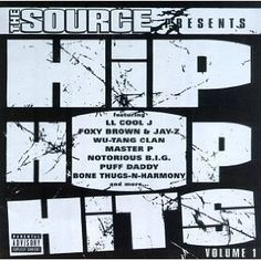 Source Presents: Hip Hop Hits - Vol. 1  1997    I promise you - it's the best compilation ever made.