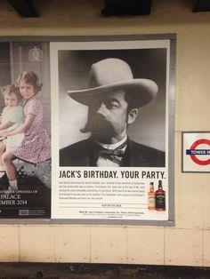 Happy birthday Jack.
