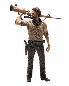 Rick Grimes Supreme Actionfigur 25 cm: Amazon.de: Küche & Haushalt