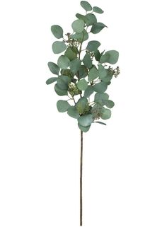 Looking for artificial wedding greenery to to fill your bridal bouquets and centerpieces? Check out this beautiful, faux eucalyptus berry and leaf spray in green. Eucalyptus berries and leaves will add special detail and color to accent your DIY spring arrangements! #fauxflowers