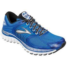 0918fac18f0b5 Brooks Glycerin 11 - Mens Running Shoes - Brilliant Blue White Silver