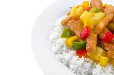 Sweet and sour chicken stir-fry via MyFamily.kiwi