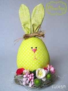 1 Easter Toys, Easter Gift, Happy Easter, Egg Crafts, Easter Crafts, Homemade Crafts, Diy And Crafts, Diy Ostern, Diy Easter Decorations