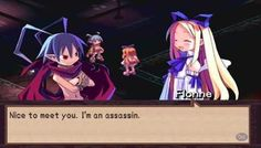 #Disgaea Hour of Darkness is a #PSN exclusive with many different forms of combat but it is a little weird. http://www.levelgamingground.com/disgaea-hour-of-darkness-review.html