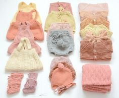 knit for your baby
