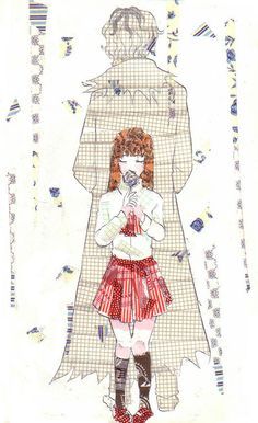 Washi Tape Art via Momijigari