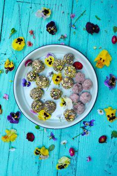 Spirulina Truffels — My Beach Kitchen Beautiful, raw, sugar free, spirulina energy truffles.  #raw #sugarfree #foodphotography #glutenfree