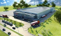 factory building design - Penelusuran Google