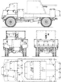 Deacon artillery blueprint
