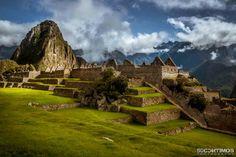 Machu Picchu, Cusco - Peru (by 50Centimos)