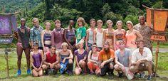 Survivor: Caramoan 'Fans vs Favorites' Castaways (Photo courtesy of CBS)