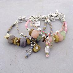 NEW IN ||  Wauw, deze nieuwe armbandjes 💕 #bracelet #jewelry