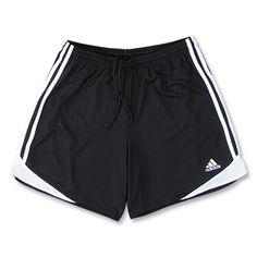 adidas Tiro II Women's Soccer Shorts (Black) - WorldSoccerShop.com