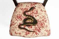Gucci and Martina Mondadori Sartogo Team Up to Create the Coolest Chairs Ever