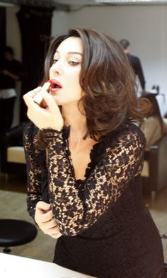 Killer Seductress - Monica Anna Maria Bellucci Hottest celebrity alive the one and only Bomba Italiana