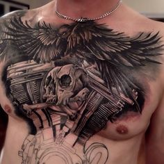 nice Top 100 harley davidson tattoos - http://4develop.com.ua/top-100-harley-davidson-tattoos/ Check more at http://4develop.com.ua/top-100-harley-davidson-tattoos/