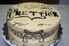 Miranda Lambert cake
