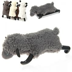 Sheep Fluffy Case for iPhone 4/4S