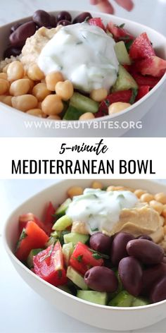 Hummus, Healthy Meals For One, Easy Healthy Recipes, Healthy Meals For Families, Quick Lunch Recipes, Healthy Breakfasts, Lunch Meal Prep, Healthy Meal Prep, Eating Healthy