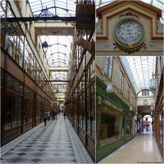 PASSAGES COUVERTS..........PARIS..............FRANCE.......SOURCE CASSONADE ET CAMEMBERT........De façon typique, les passages couverts de Paris forment des galeries percées au travers des immeubles ou construites en même temps qu'eux Ces galeries sont couvertes par une verrière offrant un éclairage zénithal qui leur donne une lumière particulière.......