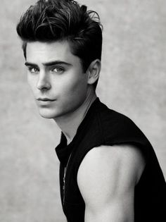 zac efron. Whatta babe.
