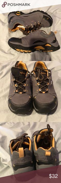 Hiking Boots Barely used Ahnu Shoes Athletic Shoes