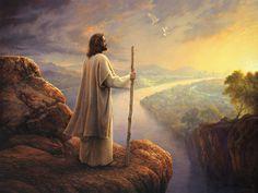 JESUS PODEROSO GUERRERO: PARADO EN LAS PROMESAS DE DIOS #1