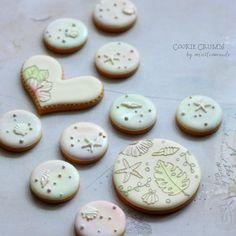 ~Cookie Crumbs~クッキー・クラムズのアイシングクッキーの画像
