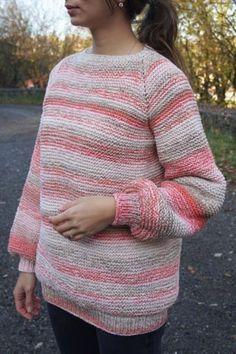 Dámský pletený svetr OVERSIZED – PLETENÍ – NÁVODY Pullover, Sweaters, Fashion, Moda, La Mode, Sweater, Fasion, Fashion Models, Trendy Fashion