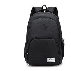 AUGUR New Men women Backpacks USB Charging Male Casual Back bag Travel Teenager Student back to School Notebook Laptop Back pack Laptop Backpack, Travel Backpack, Black Backpack, Backpack Bags, Travel Bags, Leather Backpack, Fashion Backpack, Trendy Backpacks, Men's Backpacks