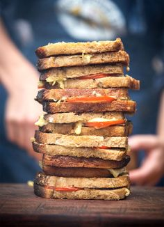 Braai better: how to up your braaibroodjie game Roast Recipes, Gourmet Recipes, Healthy Recipes, Bacon Dates, Roast Duck, Campfire Food, South African Recipes, Slice Of Bread, Kitchens
