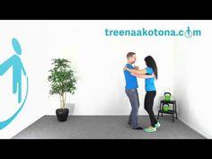 Treenaakotona.com tanssii - Valssi ja tango. - YouTube